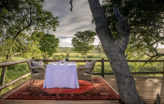Becks Safari Lodge - Dining 2