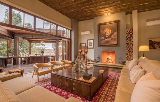 Becks Safari Lodge - Lounge