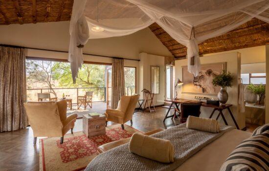 Becks Safari Lodge - Room