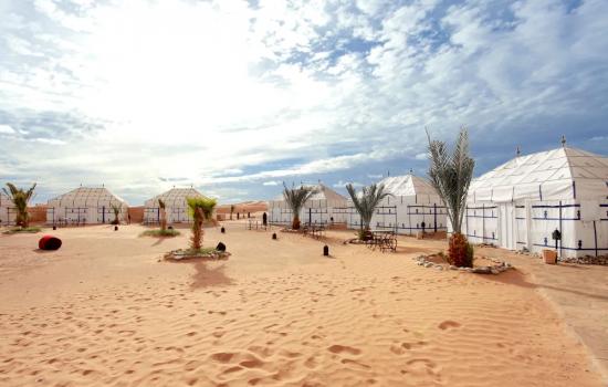 Bivouac Chegui Sahara, Merzouga - Exterior