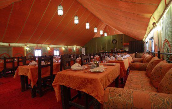 Bivouac Chegui Sahara, Merzouga - Resturant