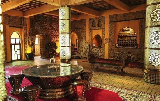 Kasbah Hôtel Xaluca Arfoud, Erfoud - Lobby