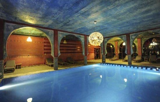 Kasbah Hôtel Xaluca Arfoud, Erfoud - Pool