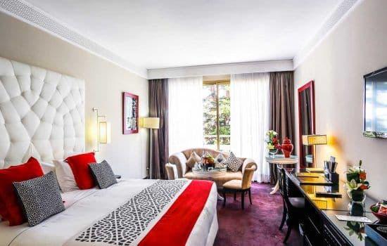 La Tour Hassan Palace - Guest Suite