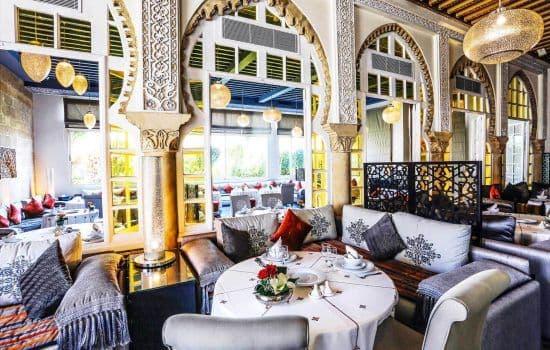 La Tour Hassan Palace - Resturant