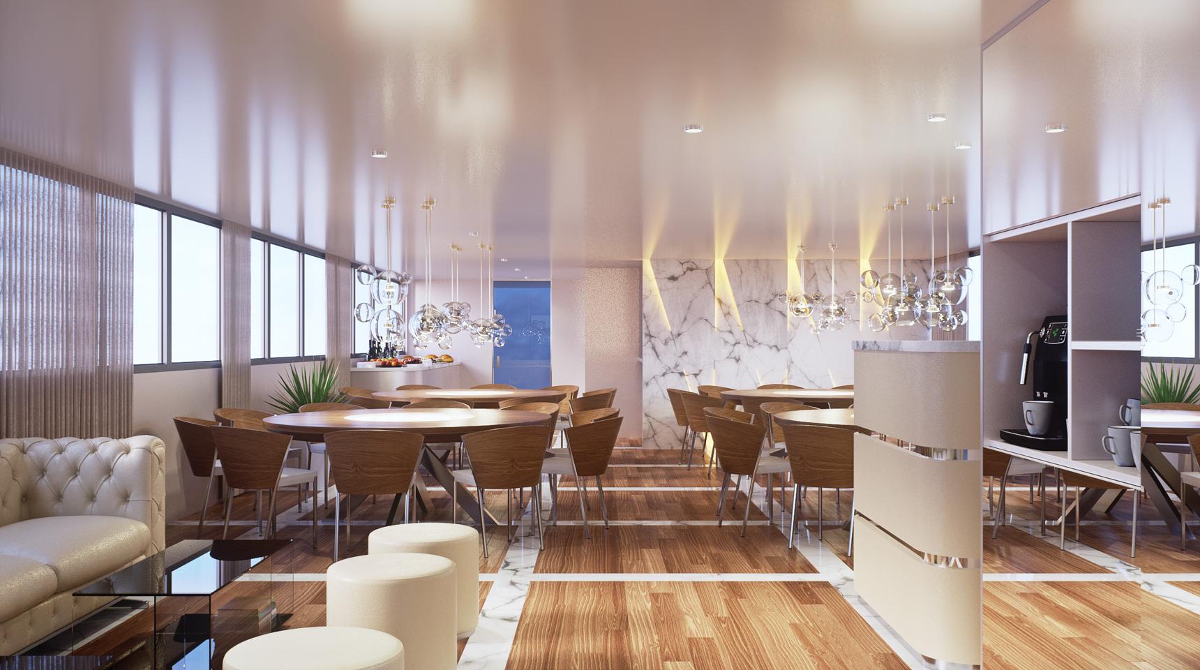 MV Aurelia Yacht - Dining Room