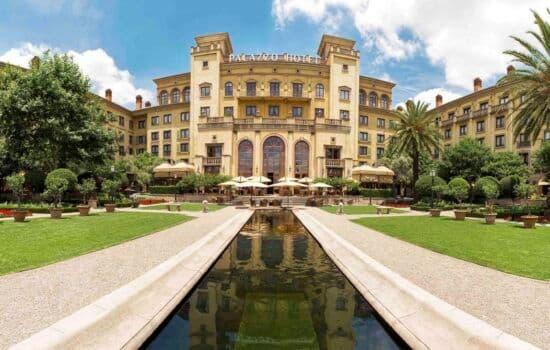 The Palazzo Montecasino - Exterior