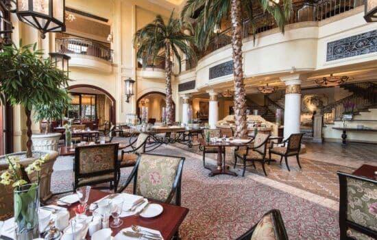 The Palazzo Montecasino - Lobby