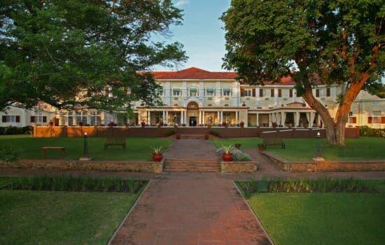 Victoria Falls Hotel - Exterior