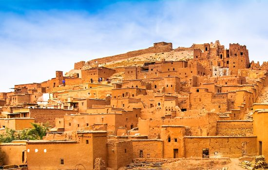 Ancient village of Aït Ben Haddou, Morocco