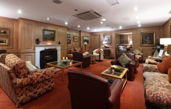 Brooks Hotel, Dublin - Lounge