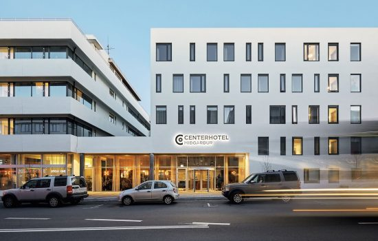 Centerhotel Miðgarður, Reykjavik - Exterior