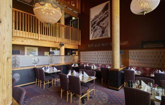 Fretheim Hotel, Flåm - Dining