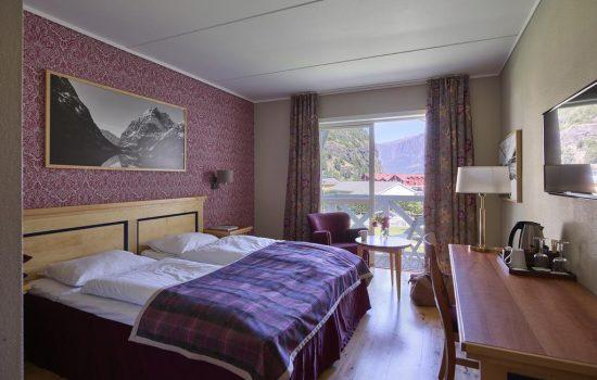 Fretheim Hotel, Flåm - Room