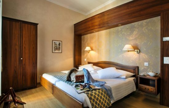Hotel International au Lac, Lugano - Guest Suite