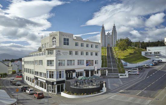 Hotel Kea, Akureyri - Exterior