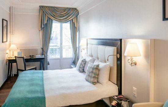Hotel Suisse Majestic, Montreux - Guest Suite