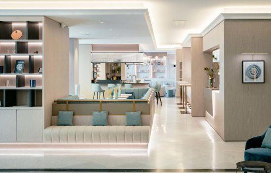 Hotel Suisse Majestic, Montreux - Lounge