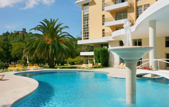 Hotel dos Templarios - Pool