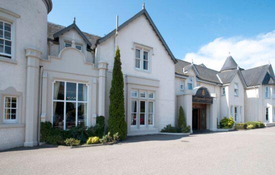Kingsmills Hotel, Inverness - Exterior