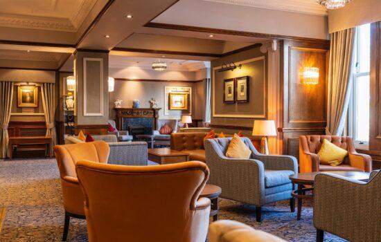 Kingsmills Hotel, Inverness - Lobby