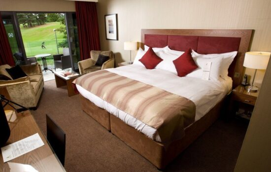 Kingsmills Hotel, Inverness - Room