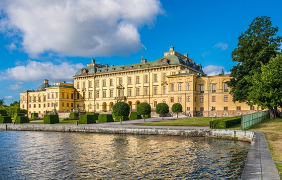 Drottningholm Palace, Royal residence in Sweden