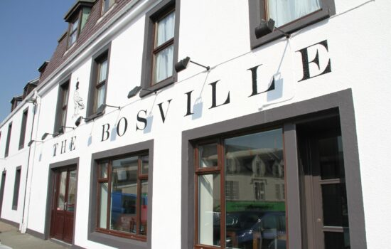The Bosville Hotel, Protree - Exterior