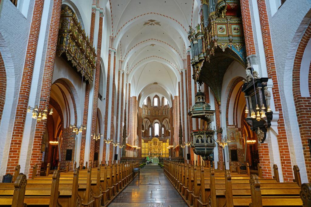 Roskilde Domkirke Cathedral